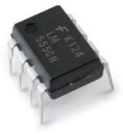 Circuito Oscilador 555 : Cómo construir un oscilador con un temporizador en modo astable