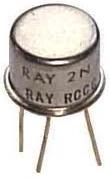 Transistor de alta frecuencia