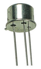 Transistor de conmutacion pequeno