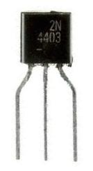 Transistor Pequeño De la Señal