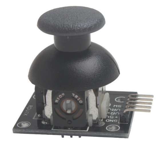 2-axis thumb joystick