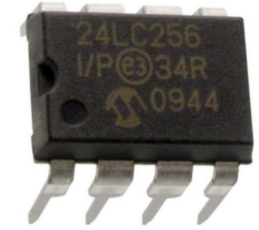 How to Connect a 24LC256 EEPROM to an Arduino