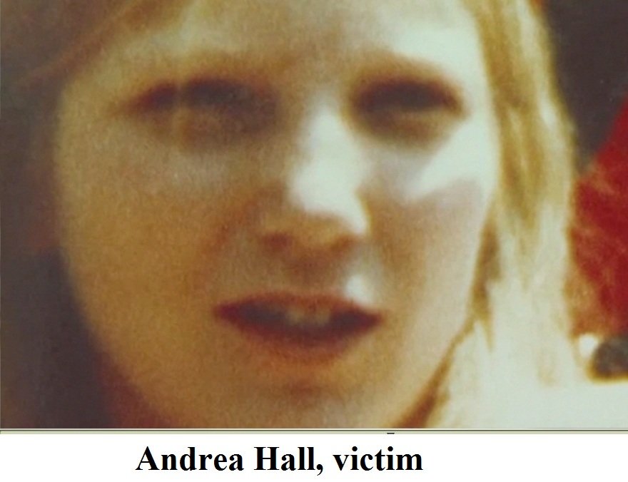 Andrea Hall killed by Lawrence Bittaker and Roy Norris