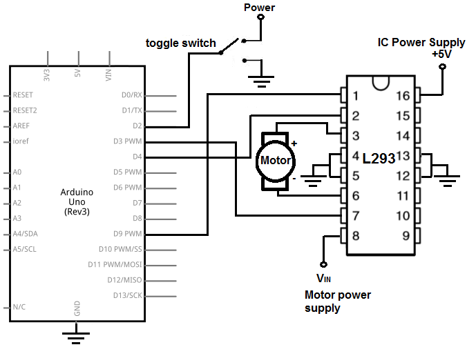 H Bridge Motor Driver Schematic Latest Image For Car