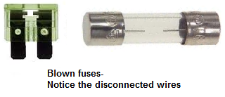 How to Check if a Fuse is Bown