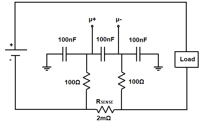 how to build a current sensor circuit