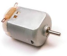 DC motors come with a variety of specifcations, including RPM, no-load speed, maximum current load, and stall torque.