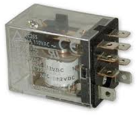 types of relays a double pole double throw dpdt is a relay that has 2 inputs and 4 outputs