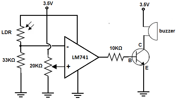 photoresistor circuit diagram  u2013 ireleast  u2013 readingrat net