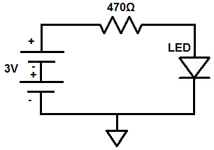 Floating ground circuit