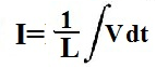 Inductor current formula
