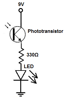 How to Build an Infrared (IR) Detector Circuit Ir Led Schematic on resistor schematic, led driver schematic, high voltage generator schematic, car alarm schematic, ic schematic, potentiometer schematic, led grow light schematic, camera schematic, inverter schematic, laptop battery schematic, laser schematic, audio schematic,