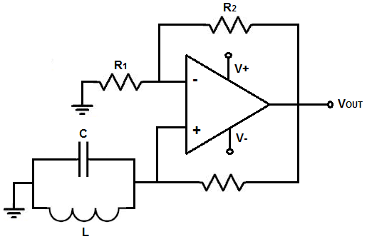 op amp oscillator calculator