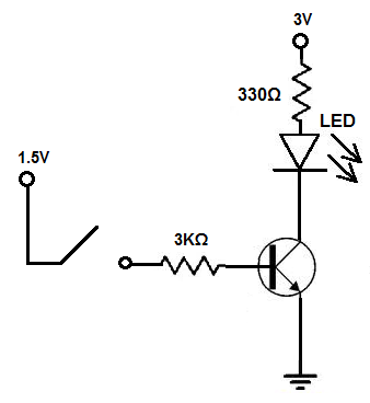 Audio Driving An Led Circuit on turn signal switch diagram