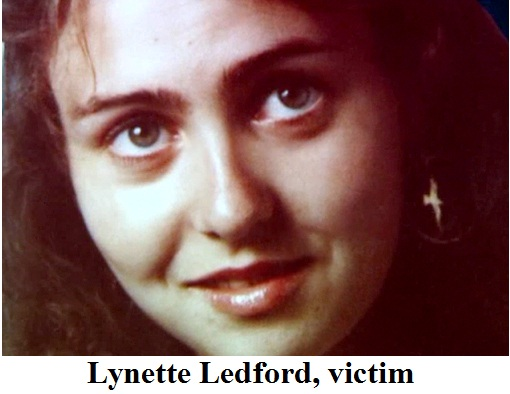 Lynette Ledford killed by Lawrence Bittaker and Roy Norris