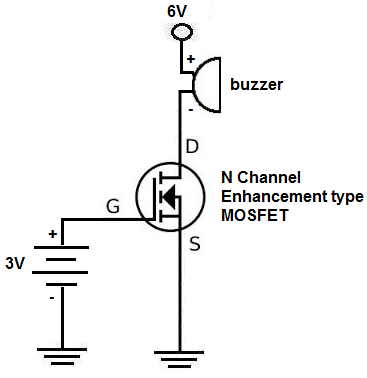p channel mosfet circuit diagram p controller circuit diagram mosfet - can npn transistor be used when sinking current ... #6