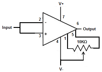 How Op   Works on potentiometer