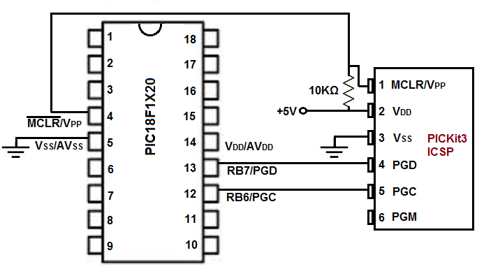how to program a pic microcontroller chip