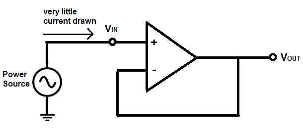 what is a voltage follower?
