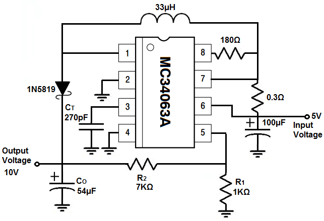 how to build a switch mode power supply circuit with an