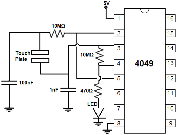 ic inverter circuit