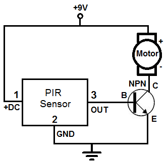 how to connect a transistor as a switch in a circuit transistor switch circuit