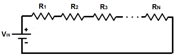 Voltage Divider Circuit with Resistors