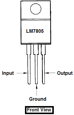 Voltage Regulator Pinout