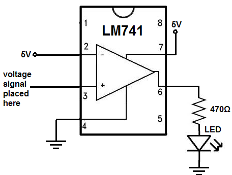 How to Build a Voltage Sensor Circuit
