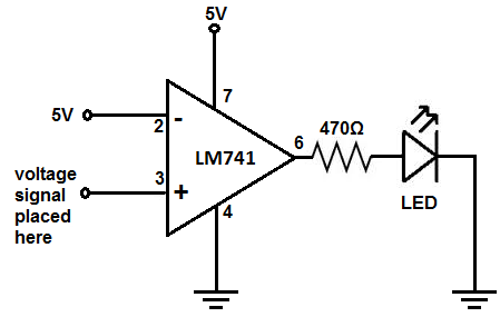 741 op amp wiring diagram with Lm741 Pin Out Wiring Diagrams on Audio Vu Level Meter Circuit With Lm324 furthermore Ic 741 Pin Diagram in addition Current Source Schematic further Integrator Circuit Using Op   Design further Audio  lificateurs.