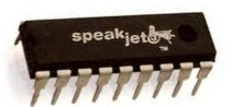 Speakjet Sound Synethesizer