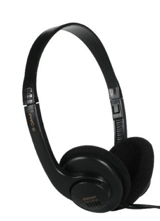 Supra-aural headphones